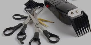 Некоторые инструменты в работе парикмахера